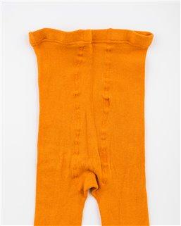 Detské hladké oranžové