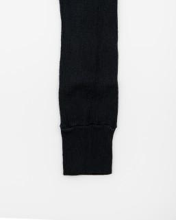 Pánske rebrované spodky čierne